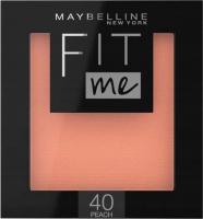 MAYBELLINE - FIT ME BLUSH - Róż do policzków - 5 g