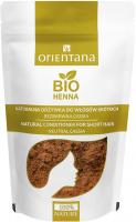 ORIENTANA - BIO HENNA - Natural conditioner for short hair - BEZBARWNA CASSIA - 50g