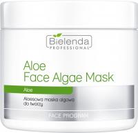 Bielenda Professional - Aloe Face Algae Mask - Aloe Algae Face Mask - 190 g
