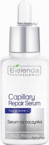 Bielenda Professional - Capillary Repair Serum - Serum for capillaries - 30 ml
