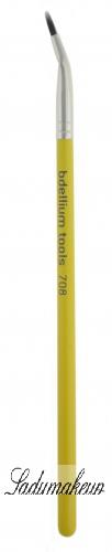 Bdellium tools - Studio Line - Bent Eyeliner - Brush - 708S
