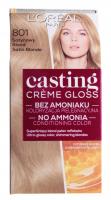 L'Oréal - Casting Créme Gloss - Pielęgnacyjna koloryzacja bez amoniaku - 801 Satynowy Blond