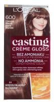 L'Oréal - Casting Créme Gloss - Pielęgnacyjna koloryzacja bez amoniaku - 600 Ciemny Blond