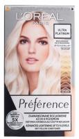L'Oréal - Préférence - ULTRA PLATINUM - Rozjaśniająca farba do włosów, aż do 9 poziomów z odżywką zapobiegającą żółtym refleksom - EXTREME PLATINUM
