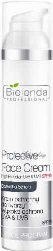 Bielenda Professional - Protective Face Cream - Protective face cream - SPF50 - 100 ml