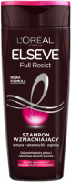 L'Oréal - ELSEVE - Full Resist - Strengthening shampoo for weakened hair with a tendency to falling out - 400 ml