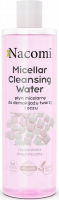 Nacomi - Micellar Cleansing Water - Micellar cleansing water for face and eyes - 400 ml