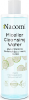Nacomi - Micellar Cleansing Water - Soothing micellar water for face and eye make-up removal - 400 ml