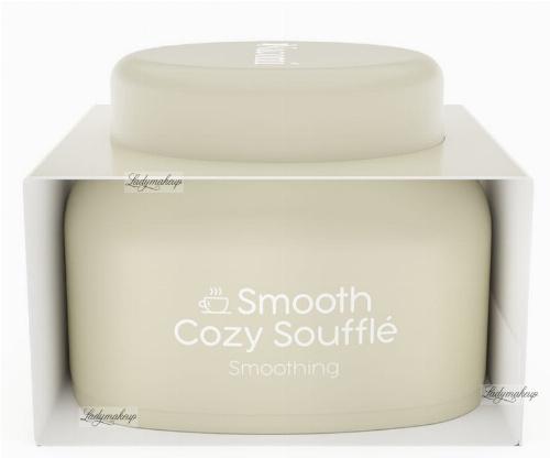 Nacomi - Smooth Cozy Souffle - Kremowy suflet wygładzający do twarzy - 50 ml