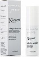 Nacomi Next Level - Salicylic Acid 2% - Face Serum with 2% Salicylic Acid - Night - 30 ml