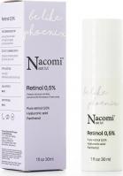 Nacomi Next Level - Retinol 0.5% - Face serum with 0.5% retinol - Night - 30 ml