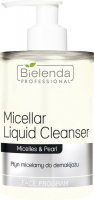 Bielenda Professional - Micellar Liquid Cleanser - Płyn micelarny do demakijażu - 300 ml