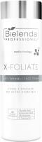 Bielenda Professional - X-FOLIATE Anti-Wrinkle Face Toner - Przeciwzmarszczkowy tonik z kwasami do skóry dojrzałej - 200 ml