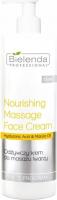 Bielenda Professional - Nourishing Massage Face Cream - Odżywczy krem do masażu twarzy - 500 ml
