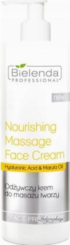 Bielenda Professional - Nourishing Massage Face Cream - Nourishing face massage cream - 500 ml