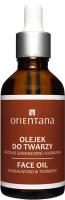 ORIENTANA - FACE OIL - SANDALWOOD & TURMERIC - Olejek do twarzy - Drzewo sandałowe i kurkuma - 50 ml