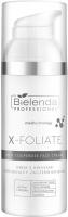 Bielenda Professional - X-FOLIATE Anti-Couperose Face Cream - Krem do twarzy z kwasami redukującymi zaczerwienienia - Dzień / Noc - 50 ml