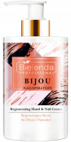 Bielenda Professional - BIJOU NAILSPIRATION - Regenerating Hand & Nail Cream - Regenerating hand and nail cream - 300 ml
