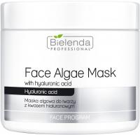 Bielenda Professional - Face Algae Mask - Maska algowa do twarzy z kwasem hialuronowym - 190 g