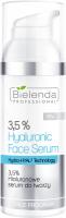 Bielenda Professional - 3,5% Hyaluronic Face Serum - 3,5% Hialuronowe serum do twarzy - 50 g