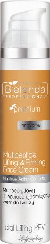 Bielenda Professional - Multipeptide Lifting & Firming Face Cream - Multipeptide lifting and firming face cream - 100 ml
