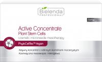 Bielenda Professional - Active Concentrate Plant Stem Cells - Zestaw - Aktywny koncentrat z roślinnymi komórkami macierzystymi - 10 x 3 ml