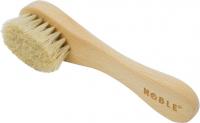 NOBLE - Naturalna szczotka do masażu twarzy na sucho - SCZ03