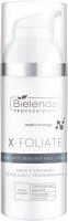 Bielenda Professional - X - FOLIATE - Dark Spot Remover Face Cream -  Krem z kwasami redukujący przebarwienia - 50 ml