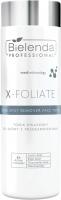 Bielenda Professional - X - FOLIATE - Dark Spot Remover Face Toner - Tonik kwasowy do skóry z przebarwieniami - 200 ml