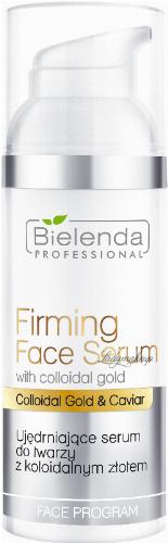 Bielenda Professional - Firming Face Serum With Colloidal Gold - Firming face serum with colloidal gold - 50 ml