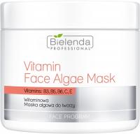 Bielenda Professional - Vitamin Face Algae Mask - Witaminowa maska algowa do twarzy - 190 g