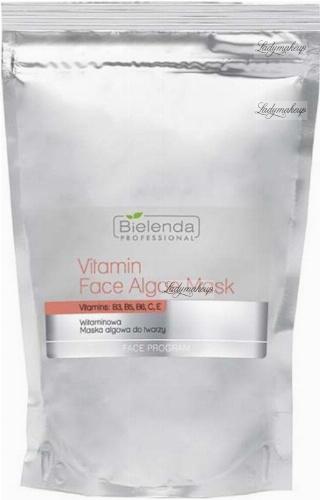 Bielenda Professional - Vitamin Face Algae Mask - Vitamin Face Algae Mask - Refill - 190 g