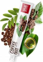 SPLAT - SPECIAL COFFEE OUT TOOTHPASTE - Wybielająca pasta do zębów na przebarwienia po kawie i herbacie- 75 ml