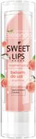 Bielenda - SWEET LIPS - Regenerating lip balm - Peach + Shea Butter - 3.8 g