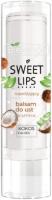 Bielenda - SWEET LIPS - Nawilżający balsam do ust w sztyfcie - Kokos + Aloes - 5 g