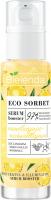Bielenda - ECO SORBET - Nawilżajaco-rozświetlające serum booster do twarzy - Ananas - 30 ml