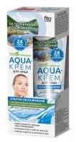 Fito Cosmetic - Aqua krem do twarzy - Ultra nawilżenie do cery suchej i wrażliwej - 45 ml