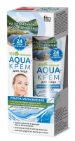 Fito Cosmetic - Aqua face cream - Ultra moisturizing for dry and sensitive skin - 45 ml