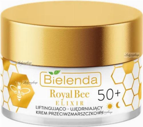 Bielenda - Royal Bee Elixir - Lifting and firming anti-wrinkle cream - 50+ Day / Night - 50 ml
