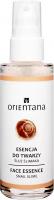 ORIENTANA - FACE ESSENCE SNAIL SLIME - Naturalna esencja do twarzy na noc - ŚLUZ ŚLIMAKA - 50 ml