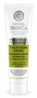 NATURA SIBERICA - Natural Siberian Toothpaste - 7 Northern Herbs - Naturalna pasta do zębów 7 ziół z północy - 100 g