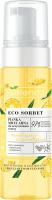 Bielenda - ECO SORBET - Moisturizing & Illuminating Micellar Foam Cleanser - Nawilżajaco-rozświetlajaca pianka micelarna do oczyszczania twarzy - Ananas - 150 ml