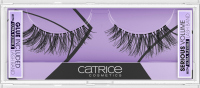 Catrice - Lash Couture SERIOUS VOLUME Lashes Bnad - Artificial strip eyelashes + glue