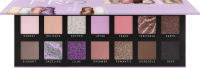 Catrice - PRO SLIM EYESHADOW PALETTE - LAVENDER BREEZE - Palette of 14 eyeshadows - 010 Sea Of Blossom