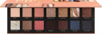 Catrice - PRO SLIM EYESHADOW PALETTE - PEACH ORIGIN - Palette of 14 eyeshadows - 010 Golden Afterglow
