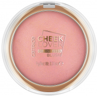 Catrice - Cheek Lover Oil-Infused Blush - Wypiekany róż do policzków - 010 BLOOMING HIBISCUS