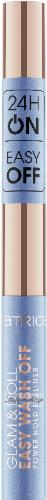 Catrice - Glam & Doll Easy Wash Off Power Hold Eyeliner - Łatwozmywalny eyeliner - 010 ULTRA BLACK