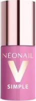 NEONAIL - UV GEL POLISH - LOVE - Hybrid varnish