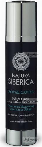 NATURA SIBERICA - Royal Caviar - Extra-Lifting Face Cream - Extra-liftingujący krem do twarzy - Królewski Kawior - 50 ml