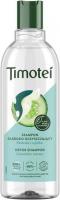 Timotei - DETOX SHAMPOO CUCUMBER EXTRACT - Szampon głęboko oczyszczający do włosów cienkich i przetłuszczających się - Ekstrakt z ogórka - 400 ml